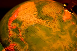 Globe | by Rich Newsome