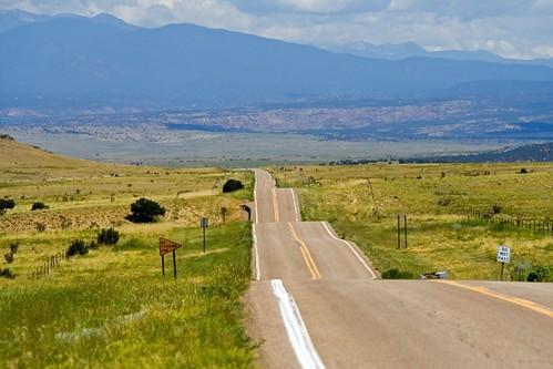 road mountains newmexico summertime sangres sundaydrive sangredecristo nm41