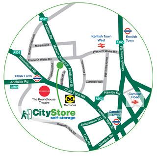 CityStore - Map