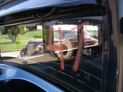225-354 Binder 1929 DeSoto Six 4 Door Sedan K Series