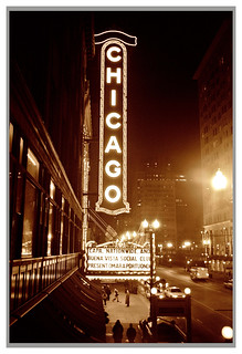 Chicago Theater | by jason a. cina