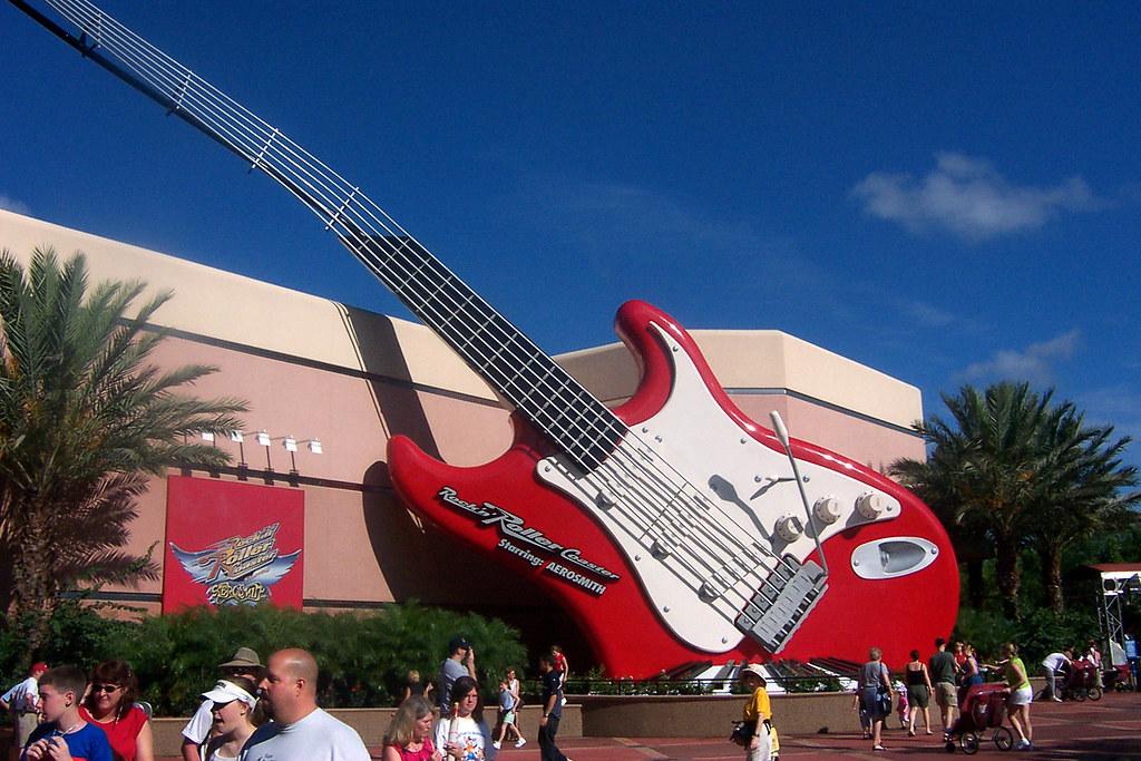 Rock 'n' Roller Coaster | Rock 'n' Roller Coaster, MGM Studi… | Flickr