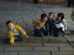 Kids of Lijiang   by countries in colors
