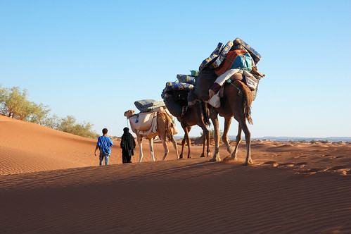 Desert highway | by Sylvain Bourdos