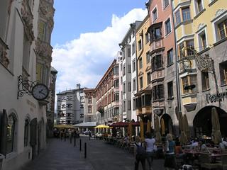Innsbruck Cafes   by timsackton