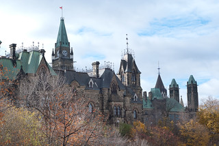 Canadian parliament | by *tamara*