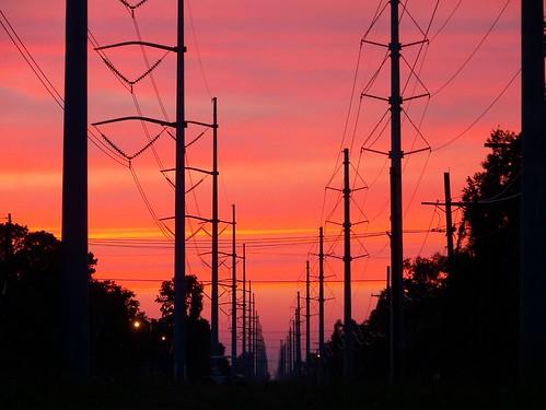 sunset usa evening texas kodak dusk background nederland southeast desktopwallpaper goldentriangle myeverydaylife z612