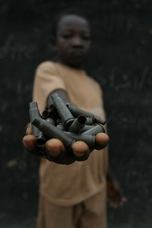 Demobilize child soldiers in the Central African Republic   by hdptcar