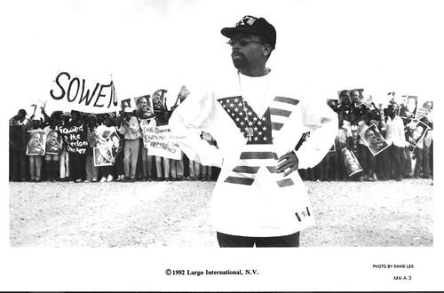 'Malcolm X' Spike Lee