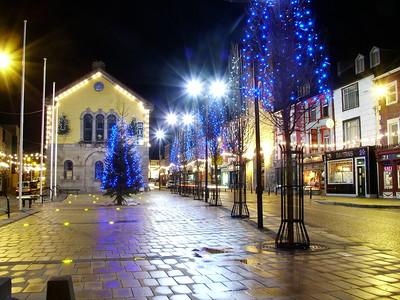 Blue Cashel Christmas