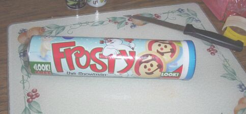 Pillsbury Frosty The Snowman Cut N Bake Cookies I Took Th Flickr