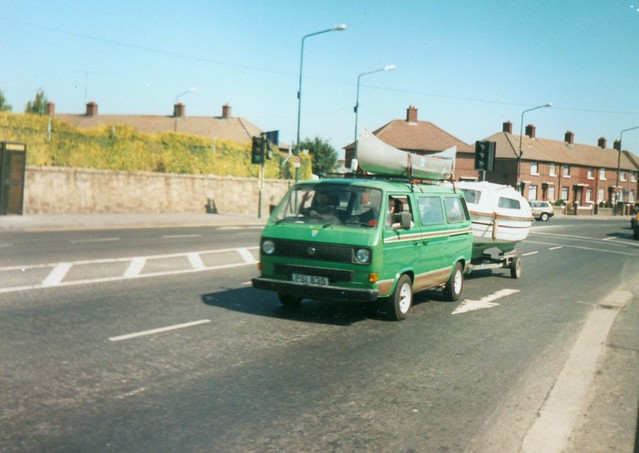 van_and_boats_passing_crumlin_hospital