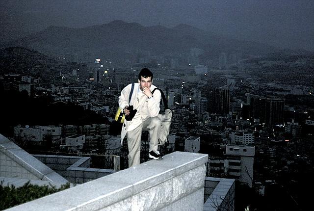 The German in Pusan