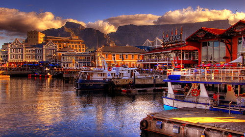 Cape Town Waterfront | by slack12