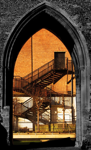 Stairways to Heaven: Ancient and Modern
