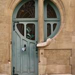 Art nouveau - 6 rue du lac