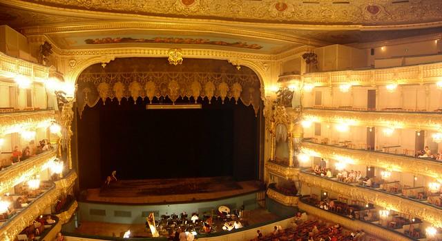 Мариинский театр :: Mariinsky Theatre :: Saint Petersburg