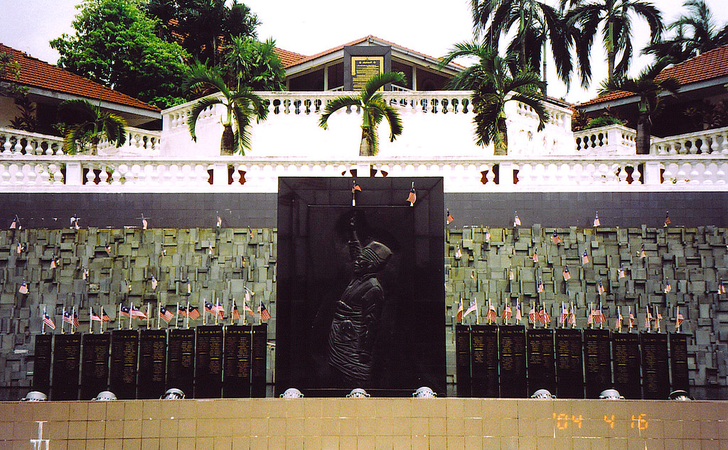 Image result for Tunku Abdul Rahman Putra Memorial kl