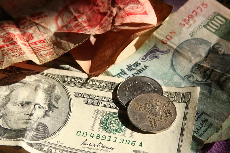 Dollars & Rupees
