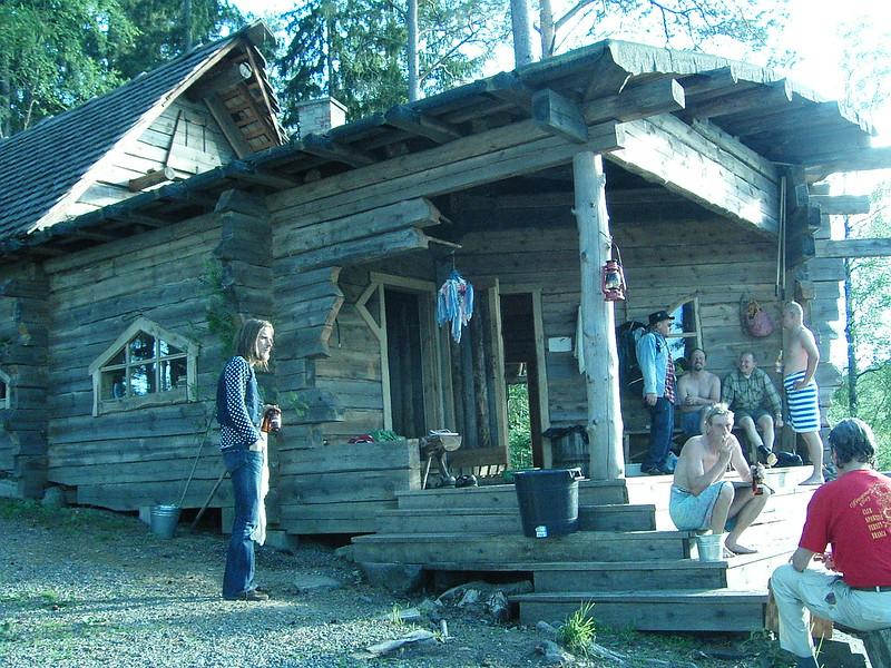 Fiskarssin sauna