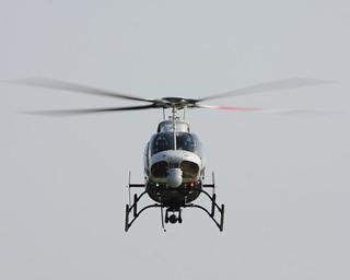 N408FC Bell 407 Fairfax County