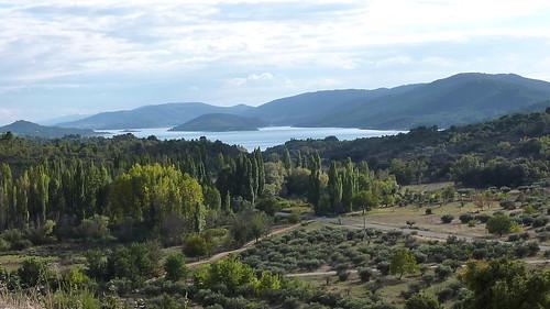 Vista del embalse de Entrepeñas desde Chillarón del Rey | by santiago_alarcon