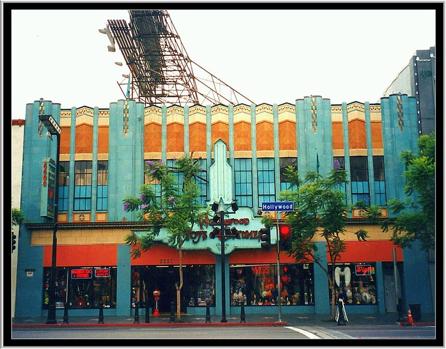 Newberry's 5 and 10 ~ Hollywood, Ca ~ 2000