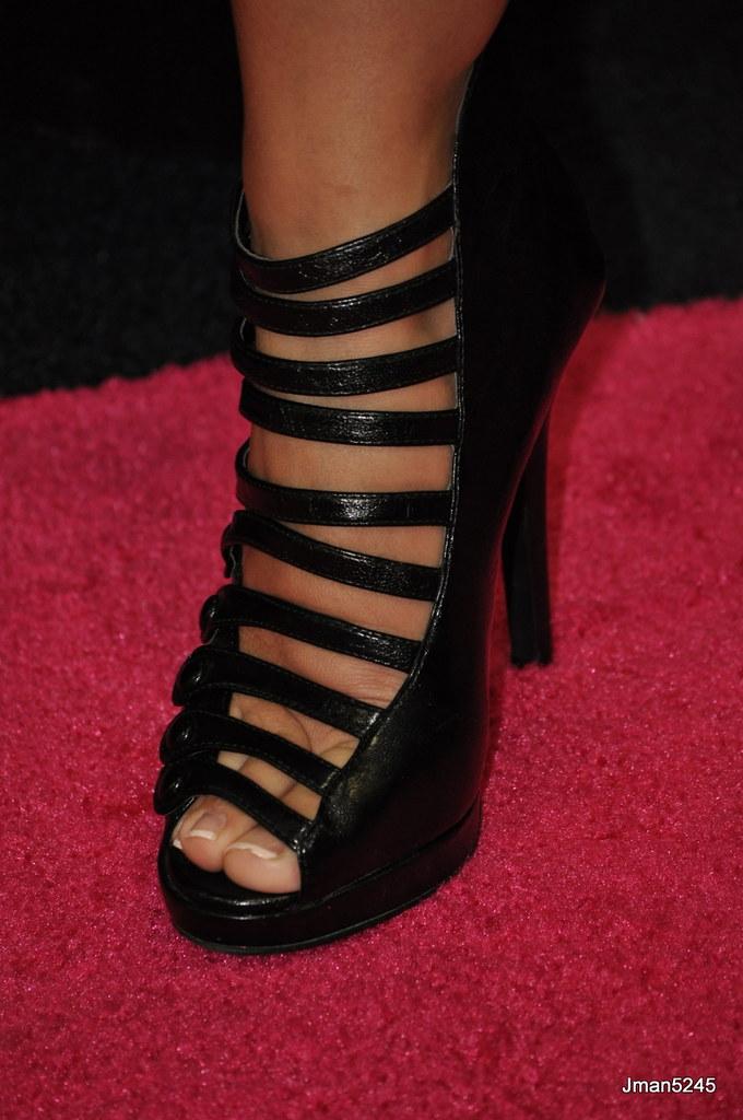 DSC_0401 - Trina Michaels feet   A closeup of Trina