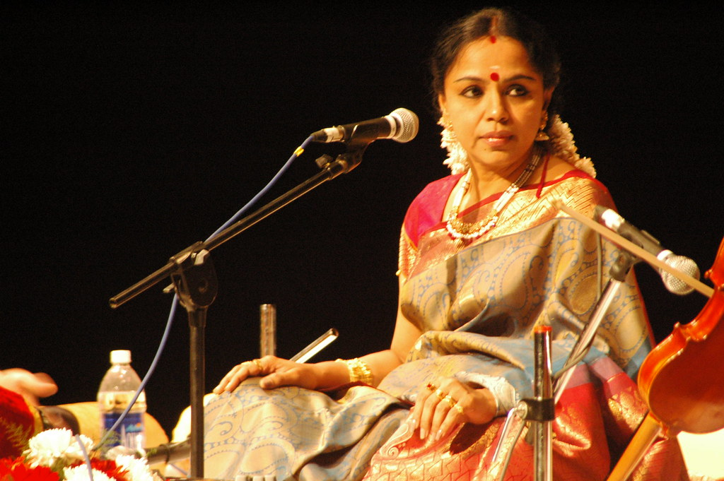 Sudha Raghunathan - carnatic classical | Sudha Raghunathan (… | Flickr