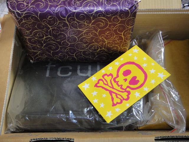 03.Nov.2010 A big parcel from Singapore.