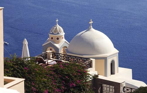 Santorini | by Wolfgang Staudt
