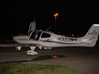 Cirrus SR20-GTS