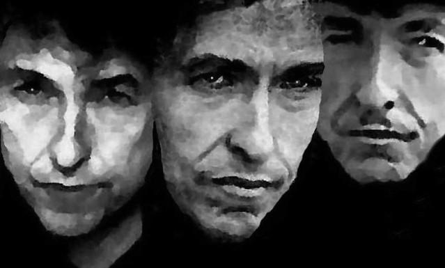 Bob Dylan - Life Collage #1