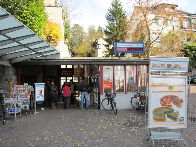 Seilbahn / Funicular Rigiblick 2010
