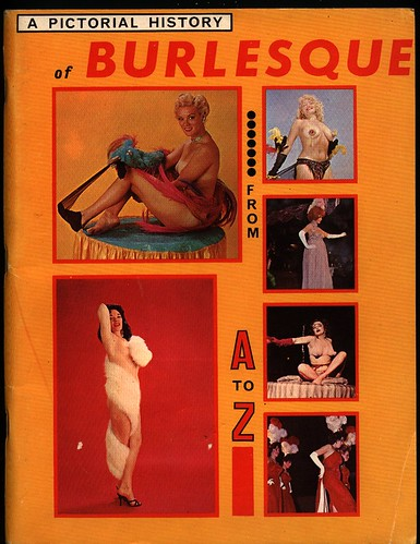 A pictorial history of burlesque | by Jo Weldon