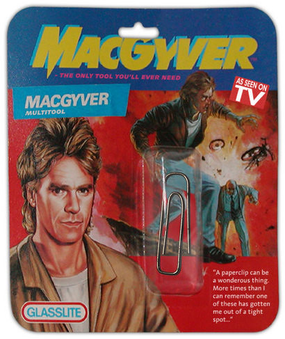 macgyver | by DocTropikal