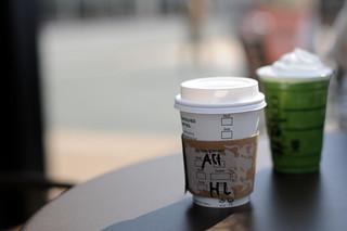 20100430 Starbucks 1 (HL)   by BONGURI