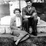Vera Smith & Jimmy Learmont, Easter 1939