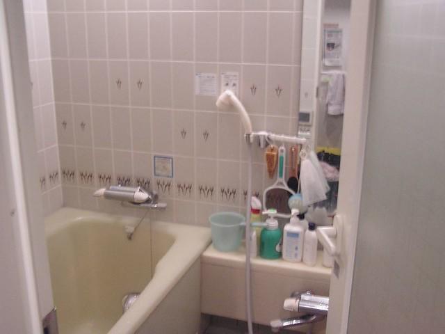 Japanese Bathroom