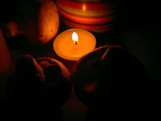 CANDLE NOKIA N8