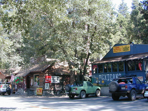Forest Falls CA, Mexican Food