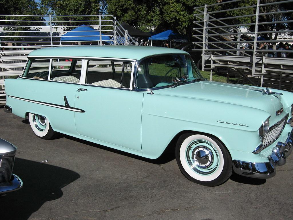 Kelebihan Chevrolet 1955 Murah Berkualitas