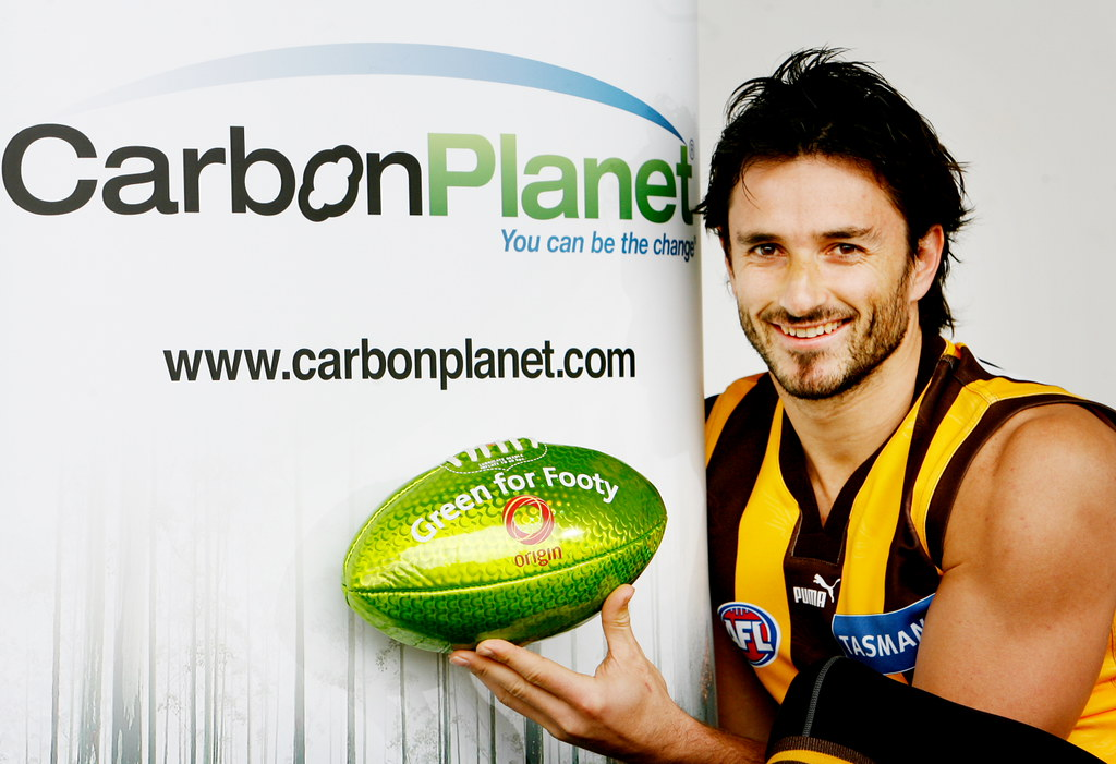 Ben Dixon from Hawthorn Football Club | Carbon Planet is wor… | Flickr
