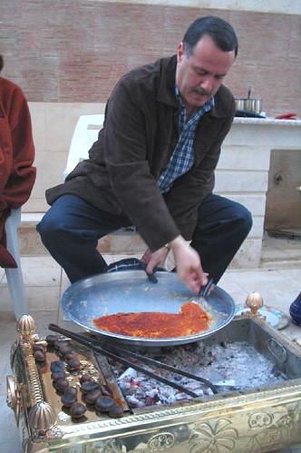 Palestinian Knafeh