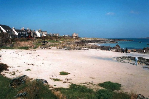 The beach on Iona | by tvordj