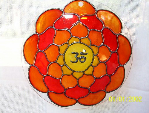 Mandala da sabedoria - m9.5