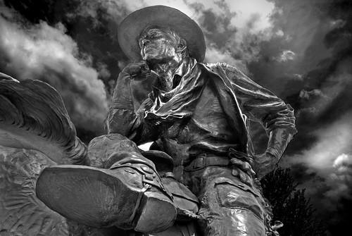 Cowboy Pondering