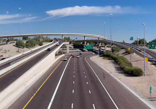"""Mini Stack"" Interchange of Interstate 10, Loop 202, and State Route 51 (2-Cropped) 