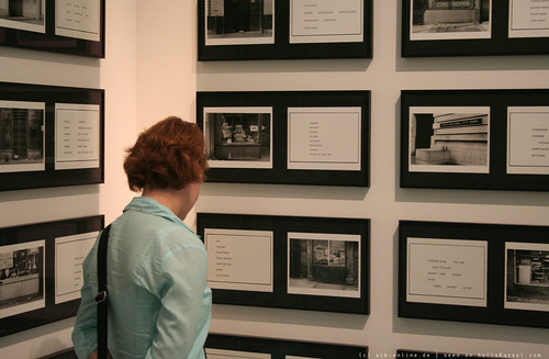 documenta 12 | Martha Rosler / The Bowery in two inadequate descriptive systems | 1974-1975 | Fridericianum | by A-C-K
