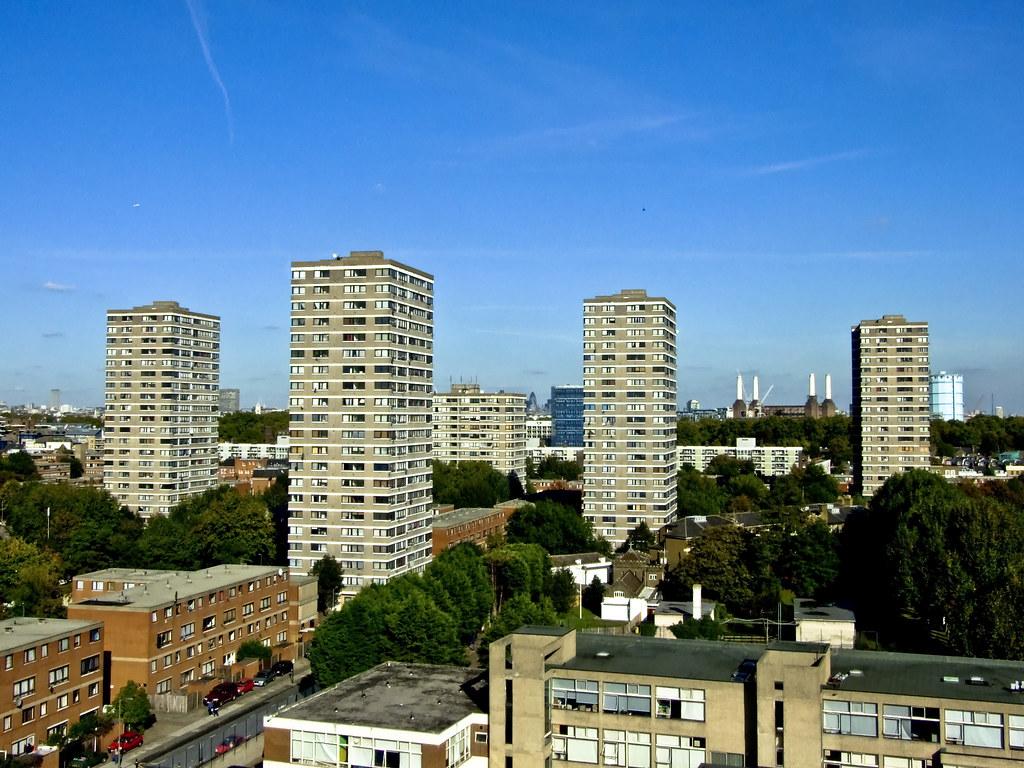 Surrey Lane Estate, Battersea